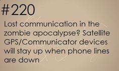 Zombie apocalypse survival tip #220 Zombie Survival Guide, Survival Knife, Survival Prepping, Emergency Preparedness, Survival Gear, Survival Skills, Survival Supplies, Survival Stuff, Zombies Survival