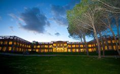 #Exterior #view  The Hotel La Villa del Re is located in Località su Cannisoni, Castiadas, #CostaRei #Sardegna  Soft Opening scheduled on June 13th, 2014 www.lavilladelre.com