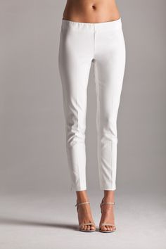 Springfield Pant in White by Ecru | SaVvy | Retail Therapy