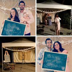 jk jk: DIY Wedding Photo Booth