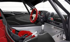 LOTUS Exige S Roadster Premium (NEW) - Vehicle Details grey red silver interior
