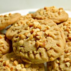 Triple Peanut Butter & Chocolate Chip Cookie Favors for Meghan's Birthday Party!