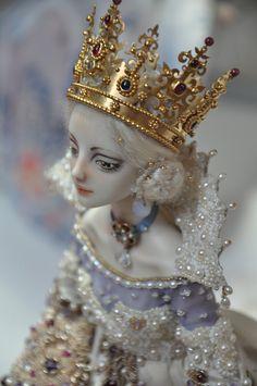 Enchanted Dolls by Marina Bychkova.