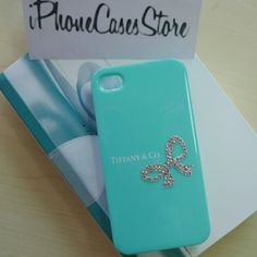 iphone 4 case iphone 4s case Tiffany iphone by iPhoneCasesStore, $17.99    Now I just need an iPhone to put this on...