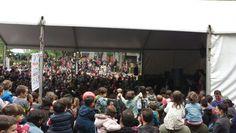 Concierto de Petit Pop en Malakids! abril 2015
