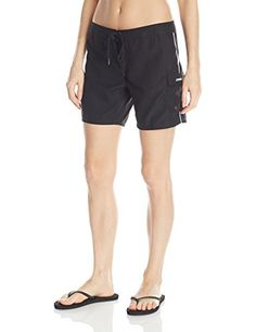 Women's Board Shorts - ONeill Womens Atlantic 7Inch Boardshort -- Learn more by visiting the image link. (This is an Amazon affiliate link)