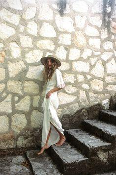 Amuse Society | La Playa Tranquila Amalie Lund Nilsson in the Last Call Dress. #amusesociety #tulum