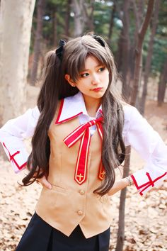 Rin Tohsaka - riret(riret) Rin Tohsaka Cosplay Photo - WorldCosplay