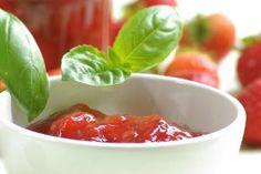 Strawberry-Basil Jam
