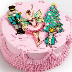 nutcracker cake
