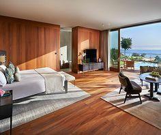 Hottest New Beach Hotels: Mandarin Oriental Bodrum, Bodrum, Turkey.