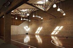 Gymnasium.