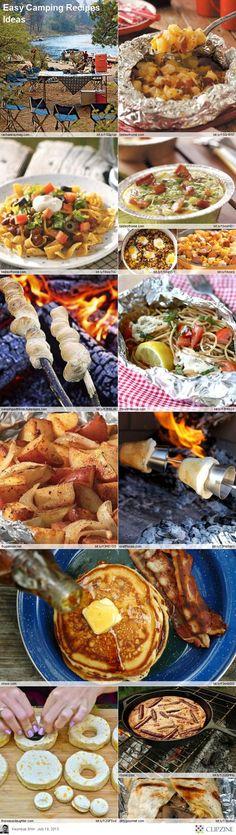 EASY Camping Recipes - ruggedthug