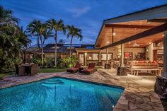 Check out this awesome listing on Airbnb: Kai Nani Villa: 115482 - Villas for Rent in Kailua Vacation Home Rentals, Vacation Villas, Hawaii Homes, Level Homes, Architect Design, Hawaii Travel, Best Vacations, Luxury Villa, Luxury Travel
