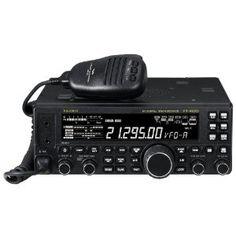 Yaesu FT-450D 100 Watt , 6 thru 160M HF All-Mode Amateur Ham Radio Transceiver with Built-In Automatic Antenna Tuner & DSP Filtering!