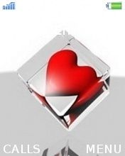 Download Red Heart Sony Ericsson Theme   Mobile Toones