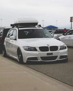 lowered bmw