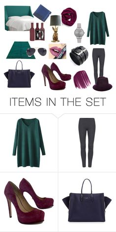 toned winter by laralabiche on Polyvore featuring arte