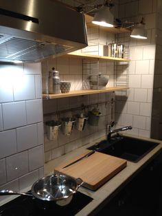 Puustelli Miinus.  Ekologiskt kök / Ekologinen keittiö