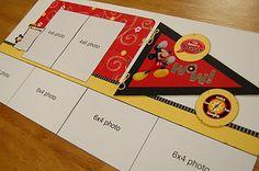 scrapbook generation: Super Sketch Club add-ons...