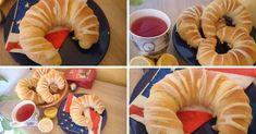 sos-kifli Doughnut, Desserts, Food, Tailgate Desserts, Deserts, Essen, Postres, Meals, Dessert