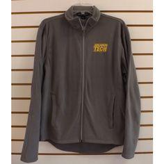 Arkansas Tech University Women's Fleece Jacket #ATU https://russellville.textbookbrokers.com/apparel-13/apparel-tshirts/women-s-fleece-jacket.html?___SID=U