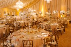 Crocker Art Museum Wedding Photos - tented reception space in courtyard - Sarah Maren Photographers