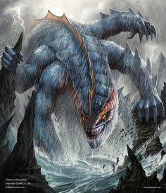 Fantasy Illustrations by Jonas Åkerlund