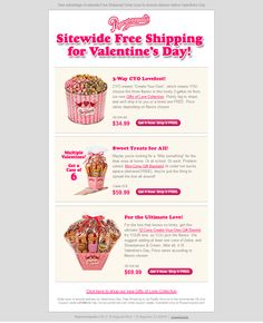 Popcornopolis - Great Valentine's Gifts that Ship Free!