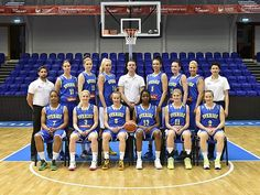 International Basketball results and statistics archives. Historical data from FIBA, FIBA Zones and Olympic basketball events since Olympic Basketball, Basketball Court, Team Photos, Sweden, Olympics, Sports, Hs Sports, Team Pictures, Sport