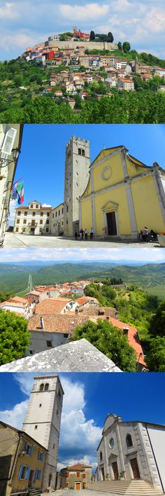 One of the highlights of visiting Istria is discovering some of its medieval hilltowns. This post covers 8 different hilltowns that we visited – all unique in different ways – with our recommendations on which to prioritize. http://bbqboy.net/the-hilltowns-of-istria/ #istria #croatia #hilltowns