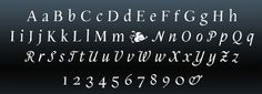 Sekhmet font download