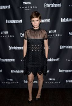 Pin for Later: Sorry New York – glamouröse Kleider gibt's auch in Toronto! Kate Mara
