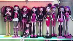 Draculaura Collection - Monster High Dolls .com