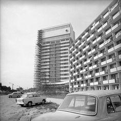 Sídliště F1 ze 70. let v okolí ulice I.P. Pavlova