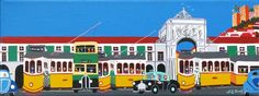Great painting by J. Great Paintings, Naive Art, Animation, Gallery, Drawings, Illustration, Poster, Pictures, Singing