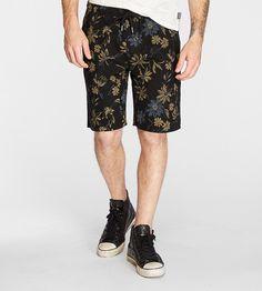 Men's Printed Volley Shorts