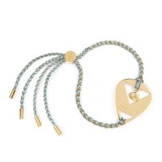 Daisy London Laura Whitmore Real Hero Gold Plated Bracelet LWBR32