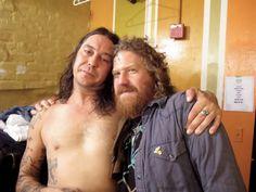 Brent Hinds & Matt Pike