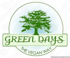 Logo / Green Days