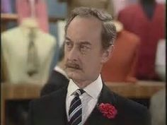 Captain Peacock, British Show: Are You Being Served? Real Name:Frank Thornton British Tv Comedies, Classic Comedies, British Comedy, British Actors, Are You Being Served, Keeping Up Appearances, Bbc Tv, This Is Your Life, Tumblr