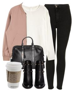 """""""Untitled #4480"""" by laurenmboot ❤ liked on Polyvore featuring Topshop, H&M, Tom Ford and Valentino"""