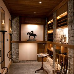Small Room Wine Cellar Design Ideas, Pictures, Remodel, and Decor - page 15