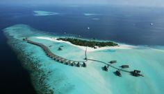 Cocoa Island, Maldives: You're telling me I made it all the way to southern India and missed this??  #JetsetterCurator