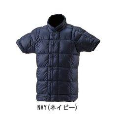 【楽天市場】ナンガ ダウンTシャツ フロントオープン (NANGA ダウンジャケット):モーリス