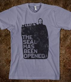 The Seventh Seal Has Been OPENED! (VINTAGE) T-Shirt