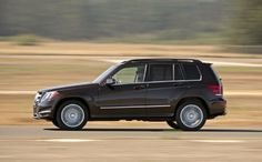 2013 Mercedes Benz GLK-350 4Matic First Test: Small Changes Equal Substantial Update