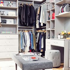 One editor discovered that a single word was enough to motivate her to clean out her closet. Read all about the method here.