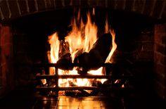 Animated Christmas Fireplace | Fireplace Gif Animated