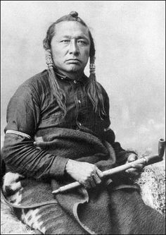 CREE WARRIOR LITTLE SKUNK  AKA STINKING BUZZARD